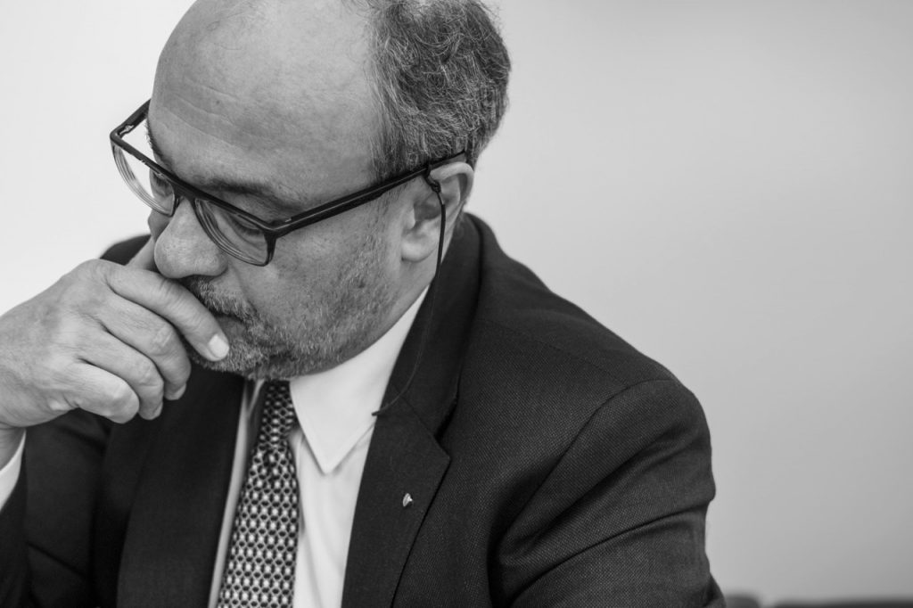 Dr. Andreas Kaufmann, Aufsichtsratsvorsitzender Leica AG